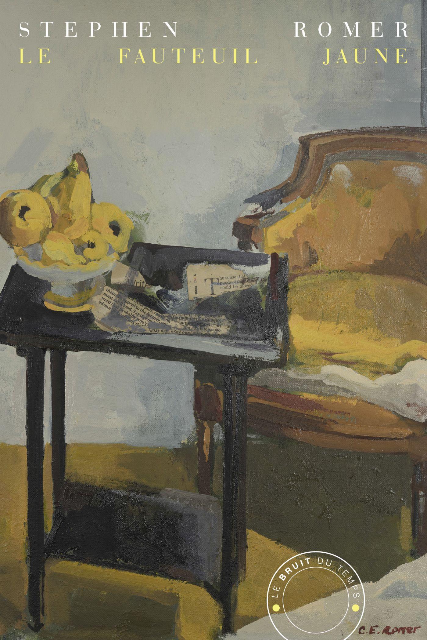 Le fauteuil jaune